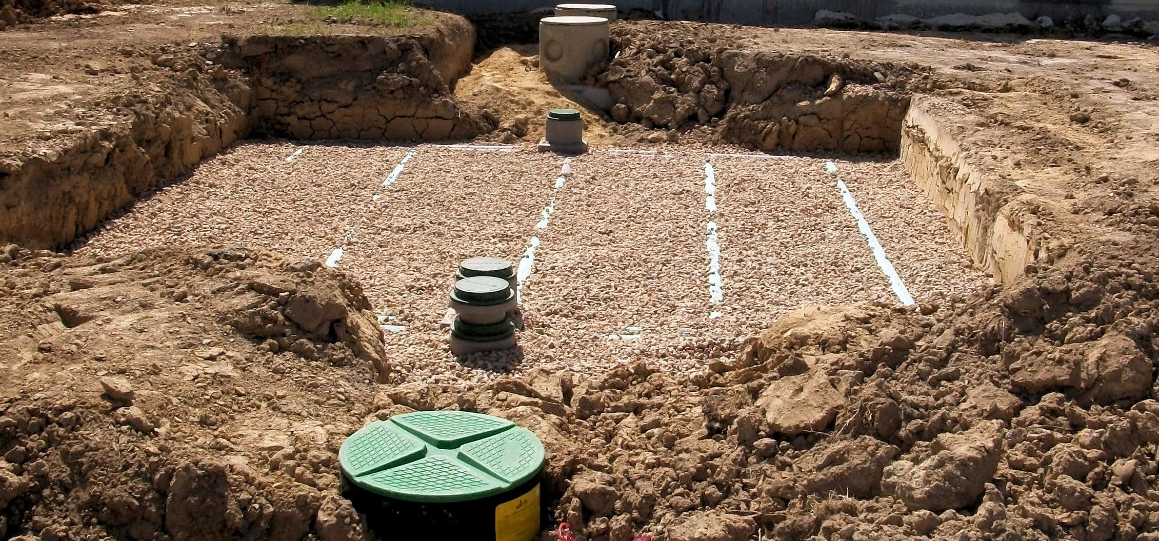 Filtre a sable verticale drainé - WaterCleanOnline